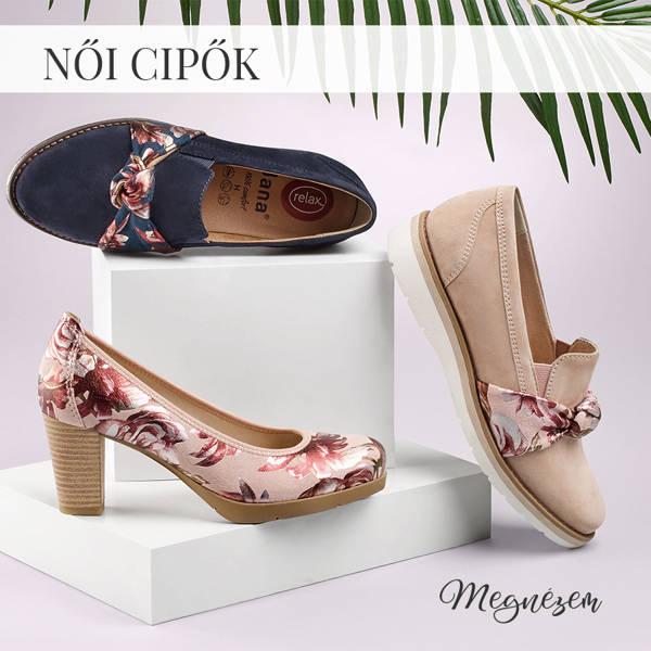 2df50d0874 Bőrcipő webáruház - Óriási női cipő, papucs, szandál és csizma ...