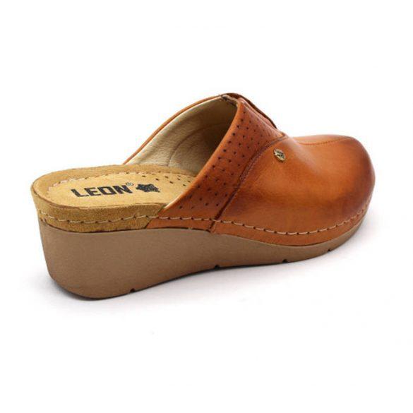 Leon Comfort női papucs-1002 Barna