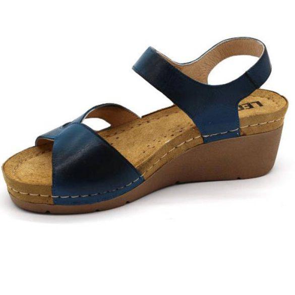 Leon Comfort női szandál-1056 Kék