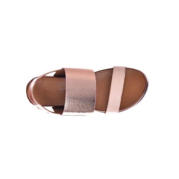 Inuovo női szandál-110006 blush