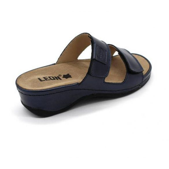 Leon Comfort női papucs-2020 kék