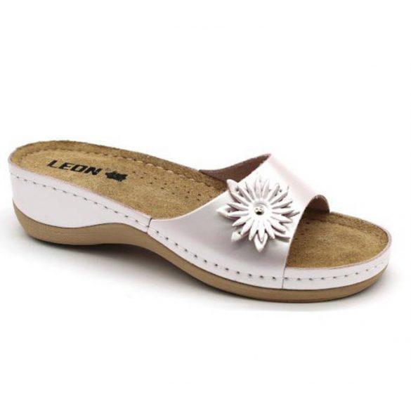 Leon Comfort női papucs-915 Perla
