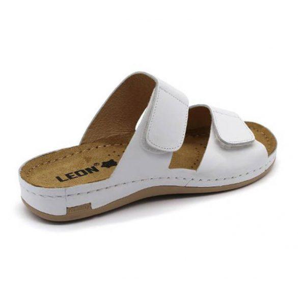 Leon Comfort női papucs-952 White