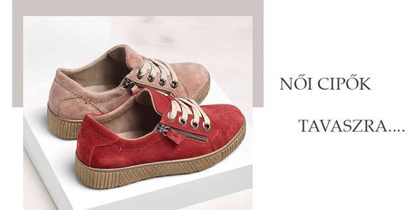 Bőrcipő webáruház Női cipők, csizmák, bakancsok és papucso